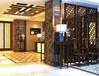 酒店餐厅客厅不锈钢屏风彩色钛金屏风提供安装设计服务