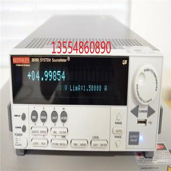 美国吉时利2614A/Keithley2614B数字源表高价回收