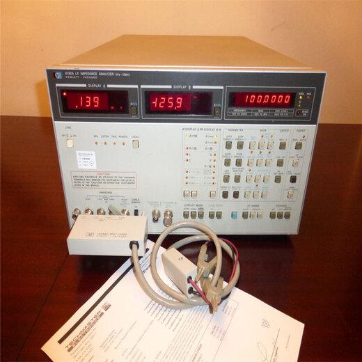 美國原裝二手,惠普HP4195A阻抗分析儀
