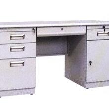 供应郑州钢制办公桌子简约现代家用电脑桌