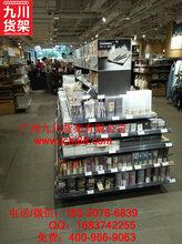 服装店展示货架、小型服装货架、服装货架设计、服装中岛货架