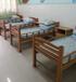 厂家定做达州学校家具学生公寓床、职工宿舍床、青年旅社床DL-101等