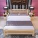 批发定做孝感公寓床,学生床,实木组合上下床