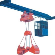 春华供应LDZ3吨~10吨电动单梁抓斗起重机安徽抓斗起重机厂家图片