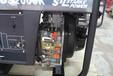 萨登2千瓦手启动柴油发电机DS2000K