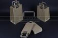 双层牛皮纸袋设计、双层创意纸袋生产厂家