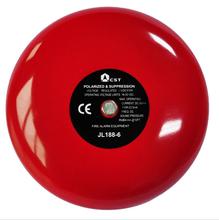 非编码型消防警铃JL188-6消防报警设备专用24v消防警铃