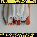 河北騰翼廠家批發D型硅膠密封條電器耐高溫密封條白色硅膠條