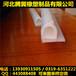 河北腾翼厂家批发双e硅胶密封条机械设备密封制品白色硅胶条