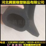 厂家批发P型橡胶发泡条b型密封条机械设备橡胶发泡条