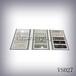 塑料材质石英石样板册VS027