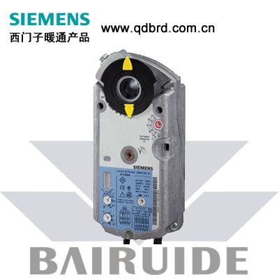 西门子电动风阀执行器图片