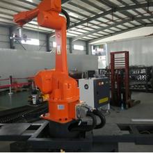 国产喷涂机器人,喷涂机械臂,转台喷涂机器人,9轴联动喷涂机器人LT1500-B-6
