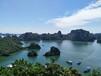2018年春节陕西榆林到越南海上桂林下龙湾、首都河内、直辖市岘港、会安五天游