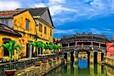 2018年春节广东河源到越南海上桂林下龙、首都河内、直辖市岘港、会安古镇五天古镇游