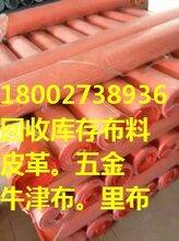 東莞高價回收鞋面革圖片