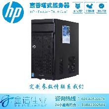 惠普(HP)ML10GEN9服務器1路塔式服務器主機E3-1225v5837829-AA116G內存+2T硬盤圖片