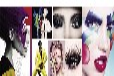 四川广安学化妆到梦妆造型、学美甲到梦妆造型,广安梦妆造型化妆专业学校
