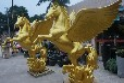 河南省郑州天目逆源供应人物玻璃钢雕塑、南阳定制广场植物玻璃钢雕塑
