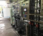 供应泰州纯水设备阳极电泳漆提纯设备泰州反渗透设备图片