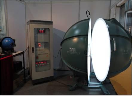 虹谱LED测试仪-色温流明积分球光谱测试仪
