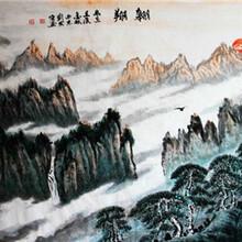吴江华瓷板画值多少钱图片