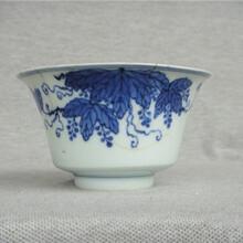 元青花茶碗拍卖交易到哪图片