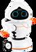 小萝卜教学机器人、儿童娱乐机器人