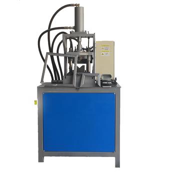 液压方管冲角机方管切45度角机器方管角度机方管折角机