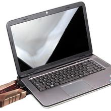 厂家直销笔记本散热器越来越酷冰魔79V智能温控抽风机散热器图片