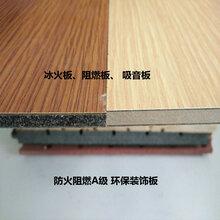 防火板吸音板冰火板硅酸钙陶铝板阻燃A环保E板材图片