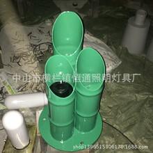 厂家订制户外防水草地灯LED草坪灯竹节草坪灯图片