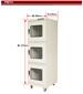 供应天津电子元器件防潮柜除湿柜AKS-760