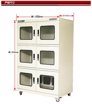 佛山数码设备电子防潮箱爱酷防潮柜AK-2000防潮箱全自动实验室仪器干燥柜
