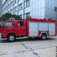 乡镇专职消防队如何选择合适的小型消防车?