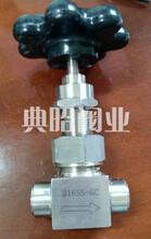 316SS-GC高温高压截止阀图片
