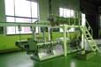 SLG95型产量一吨的双螺杆膨化机狗粮设备