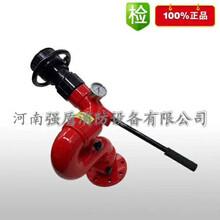 厂家直销PS30手动消防炮_河南强盾消防固定式手动消防水炮