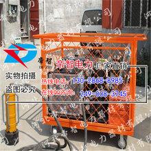 山东防汛打桩机厂家供应便携式打桩机两人操作图片
