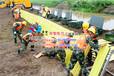 装配式板坝防洪子堤、组合式防汛子堤