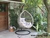 鸟巢吊椅阳台秋千室内摇椅户外庭院吊篮藤椅摇篮椅