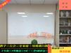 北京玻璃板彩色玻璃白板玻璃隔斷可定制