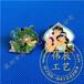 磁铁徽章促销五金磁铁胸针成都创意金属胸章镀金配件会议勋章