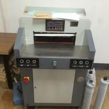 回收无线胶装机切纸机等图文设备