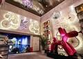天津一手厂家出租出售玻璃钢卡通狗旺财狗,现货机械大象设备出租图片