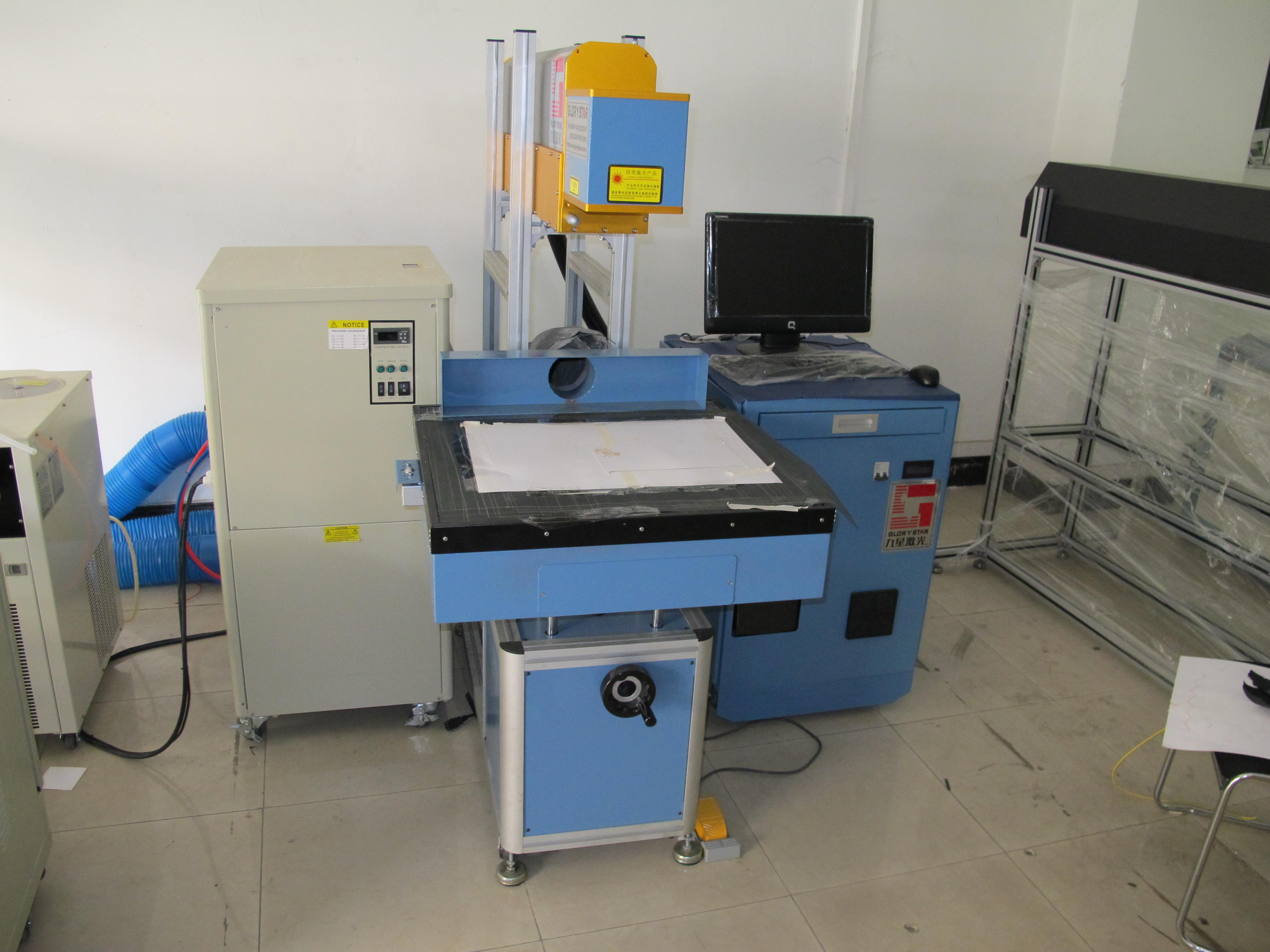 机 型:gld-100/gld-150/ gld-275  激光波长:10.64 um  激光功率