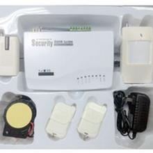 家用型GSM防盗主机无线GSM报警主机可发短信报警器套装图片