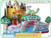 腾龙儿童游乐设备:充气城堡充气滑梯厂家直销