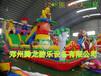 奥运加油!醴陵充气城堡充气蹦蹦床充气滑梯厂家直销