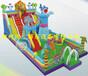 阿拉尔充气蹦蹦床价格充气城堡图片优质充气滑梯攀岩